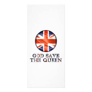 God Save the Queen Lonas