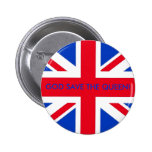¡GOD SAVE THE QUEEN! PIN