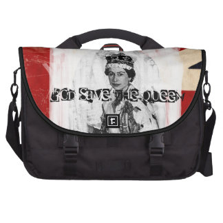 God Save the Queen punk/grunge Bags For Laptop