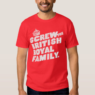God Save The Queen Tee Shirt