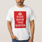 God Save the Queen Tshirts, Bags, Gifts T-Shirt