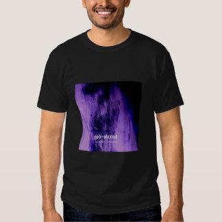 """God-Shroud """"Last days of Paradise"""" CD cover Tee Shirt"""