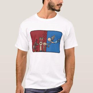 god smiles shirt. T-Shirt