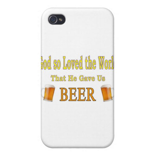 God So Loved the World iPhone 4/4S Cases