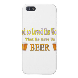 God So Loved the World iPhone 5 Cases