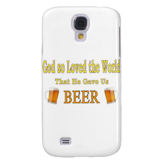 God So Loved the World Samsung Galaxy S4 Cover