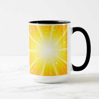 God Speaking:  Be still Mug