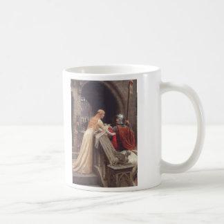 God Speed! - Edmund Blair Leighton Coffee Mug