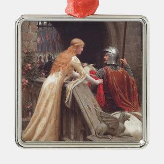 God Speed! [Edmund Blair Leighton] Christmas Ornaments
