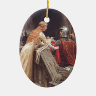 God Speed! [Edmund Blair Leighton] Ornaments