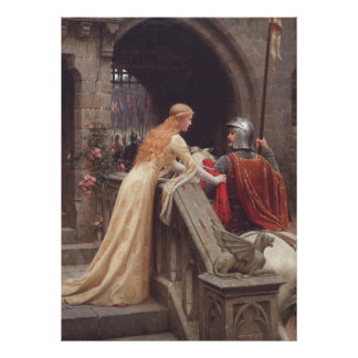 God Speed! - Edmund Blair Leighton Print
