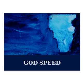 GOD SPEED POSTCARDS