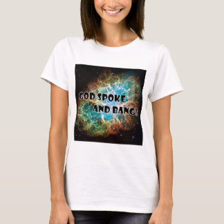 God Spoke T-Shirt