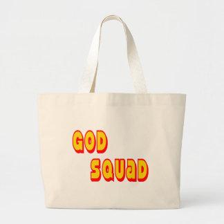 God Squad Large Tote Bag
