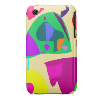 God Stone Shrine Temple Old New Perspective Case-Mate iPhone 3 Case