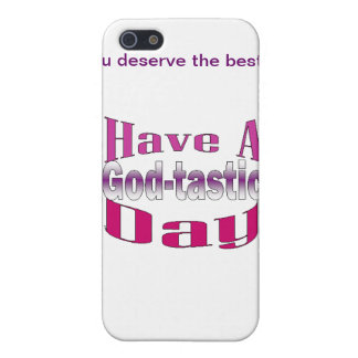 God-tastic Day iPhone 4 Case