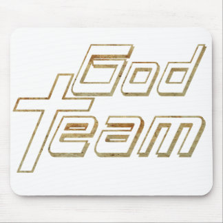 God Team 2 terre 2 Mouse Pad