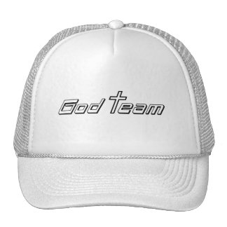 God Team Noir Trucker Hat