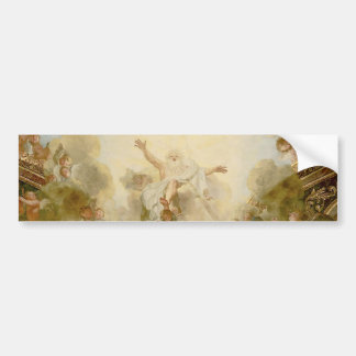God the Father Almighty by Antoine Coypel Bumper Sticker