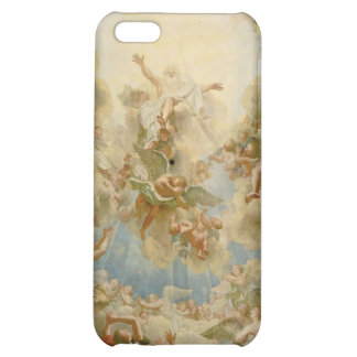 God the Father Almighty by Antoine Coypel iPhone 5C Cases