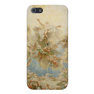 God the Father Almighty by Antoine Coypel iPhone 5 Covers