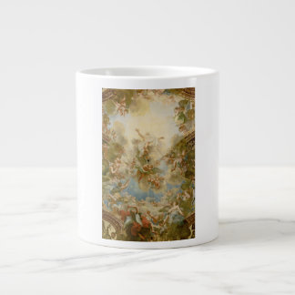 God the Father Almighty by Antoine Coypel Large Coffee Mug