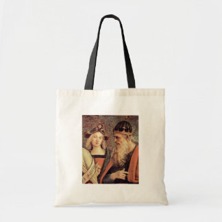 God The Father Of Prophet And Sibyl Detail Bag