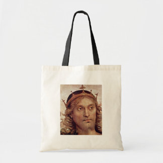 God The Father Of Prophet And Sibyl Detail Tote Bag