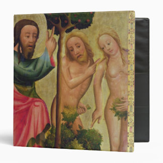 God the Father Punishes Adam and Eve Binder