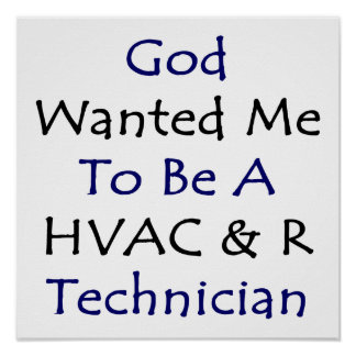how to become a hvac technician