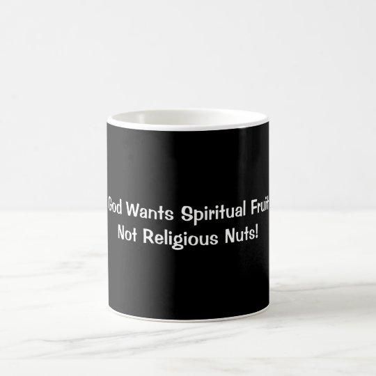 God Wants - Cup