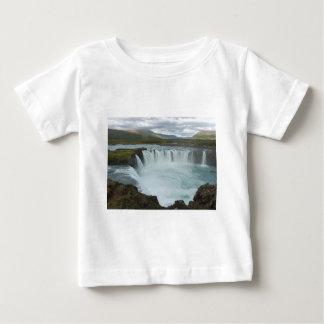 Godafoss Iceland Baby T-Shirt