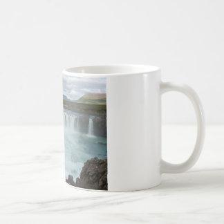 Godafoss Iceland Coffee Mug