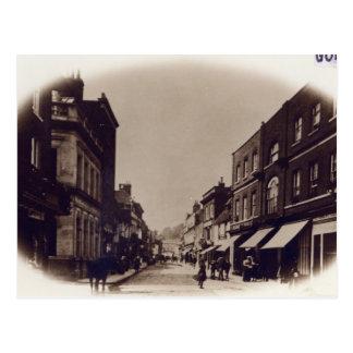 Godalming High Street, Surrey, c.1900 Postcard
