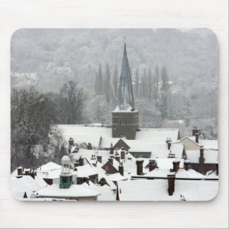Godalming Snow Mouse Pads
