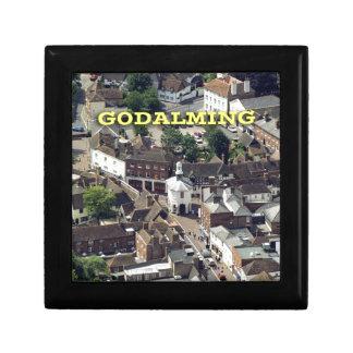 Godalming Surrey England Jewelry Box
