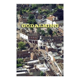 Godalming Surrey England Stationery