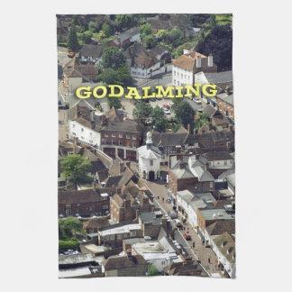 Godalming Surrey Inglaterra Toalla De Mano