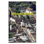 Godalming Surrey Inglaterra Pizarra Blanca