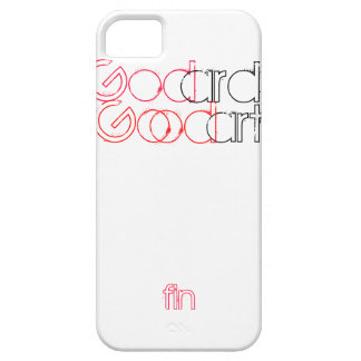 Godard is Good Art iPhone5 Case