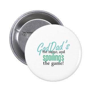 GodDad apos s el nombre y Spoiling apos s el GA Pin