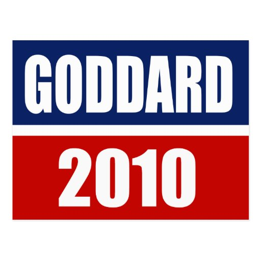 GODDARD 2010 POSTAL