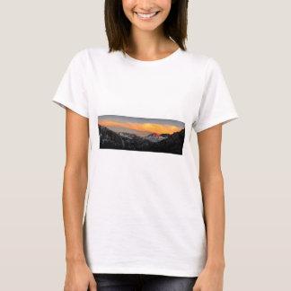 Goddard Divide Alpenglow - John Muir Trail T-Shirt