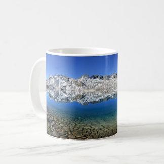 Goddard Divide At Wanda Lake - John Muir Trail Coffee Mug