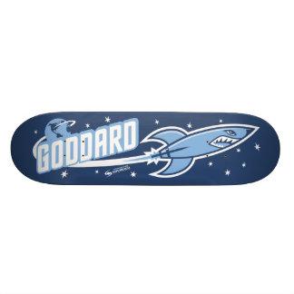 Goddard Rockets Skateboard
