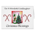 Goddaughter Card