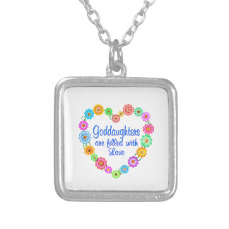 Goddaughter Love Necklaces