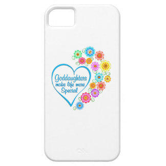 Goddaughter Special Heart iPhone SE/5/5s Case