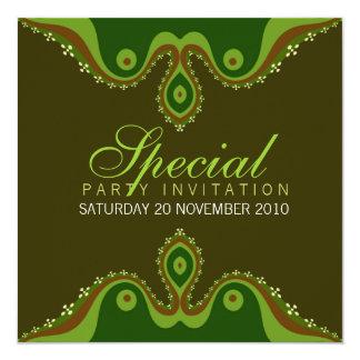 Goddesian Earth Special Invitations 13 Cm X 13 Cm Square Invitation Card
