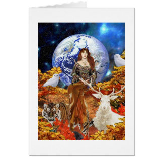 goddess4rudy de Laura Tarjeta De Felicitación